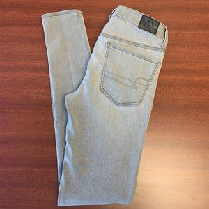 American Eagle Outfitters Jegging Super Stretch